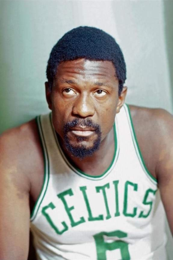 The Most Disrepected Legend Ever Bill Russell Hardwood