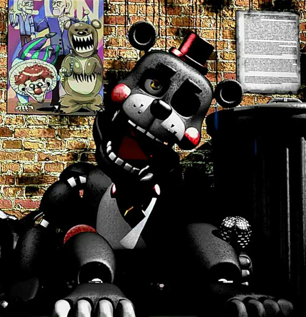 New game is NOT FNaF 6 Theory (Or it isn't the last game