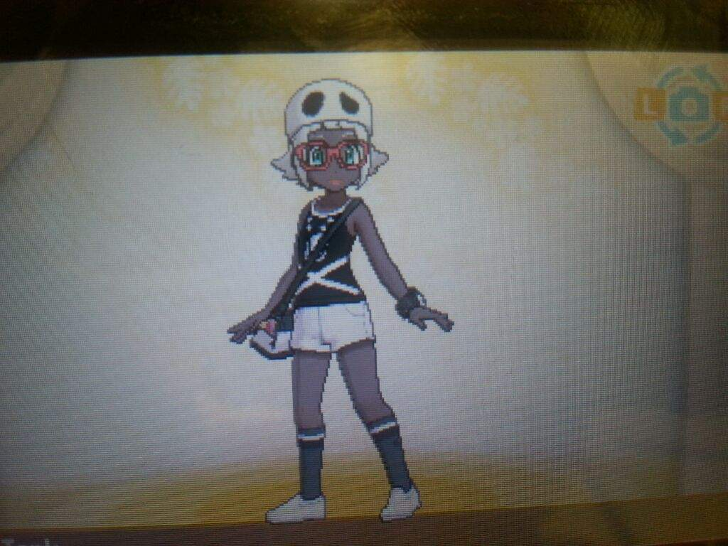 An in-game cosplay guide for Team Skull grunt outfit!  453bf88788ce
