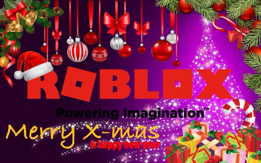 roblox christmas holiday wallpaper edits roblox amino