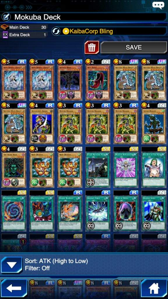 My deck for Mokuba | Yu-Gi-Oh! Duel Links! Amino