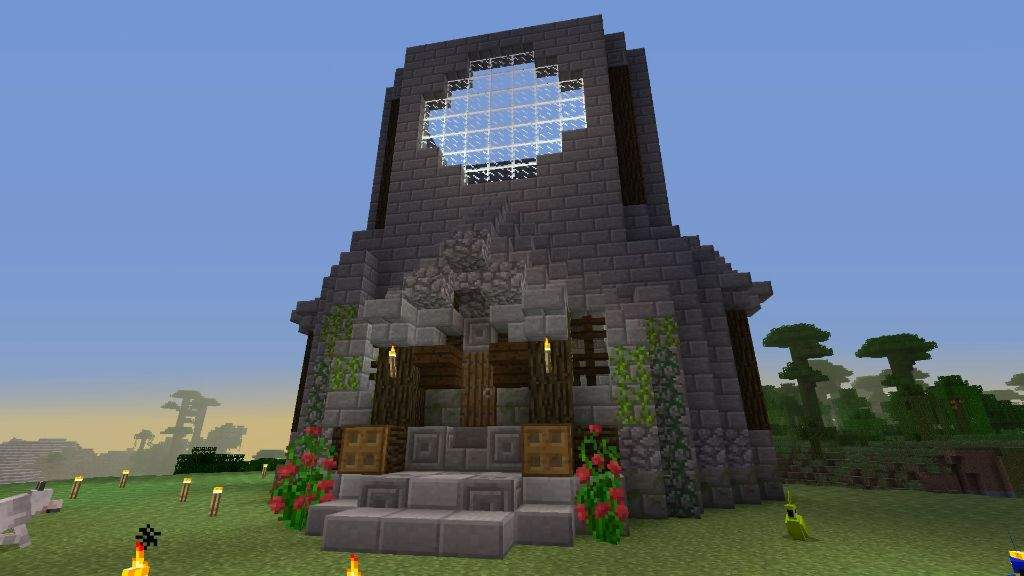 A place to call home ~* Amplified Survival | Minecraft Amino