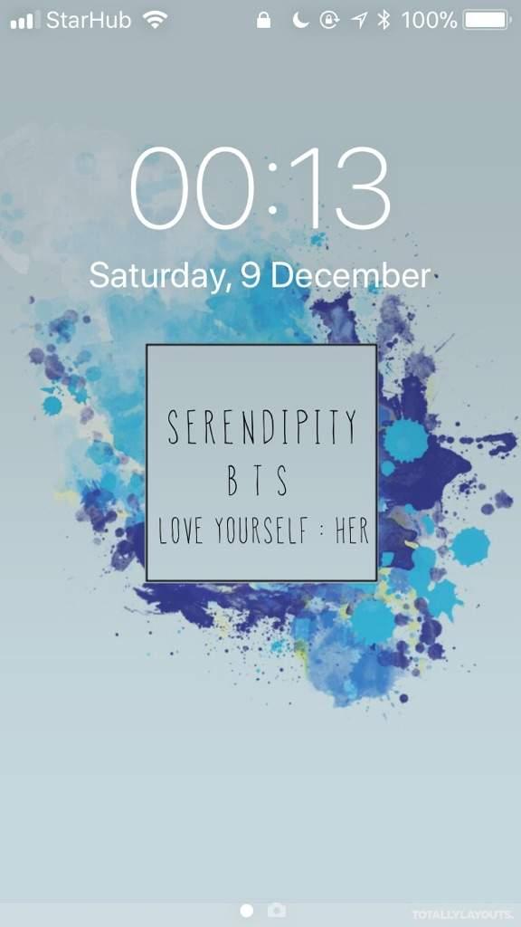 Serendipity Wallpaper Edit Bts Aesthetics Amino