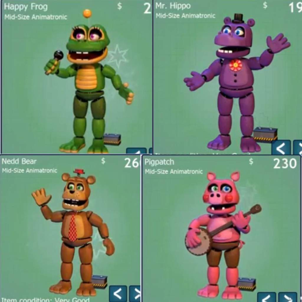 Fnaf 6 holds something old that we missed | Five Nights At Freddy's