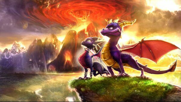 A Spyro and Cynder Christmas chapter's 1 through 5 (fanfiction
