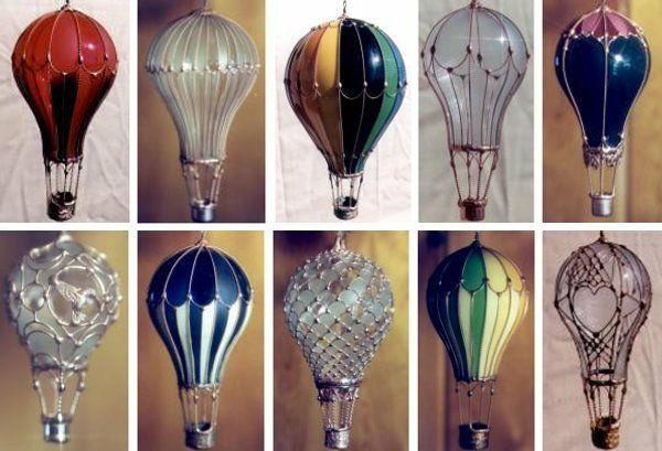 Hot Air Balloon Ornaments Steampunk Amino