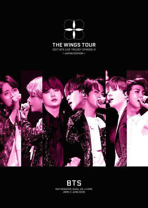 Bts wings tour dvd japan