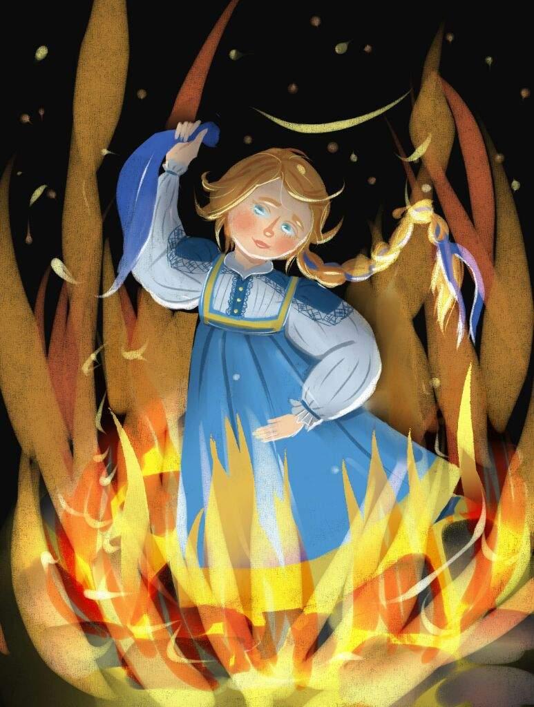 огневушка поскакушка бажов картинки из книги филиалах представительствах ооо