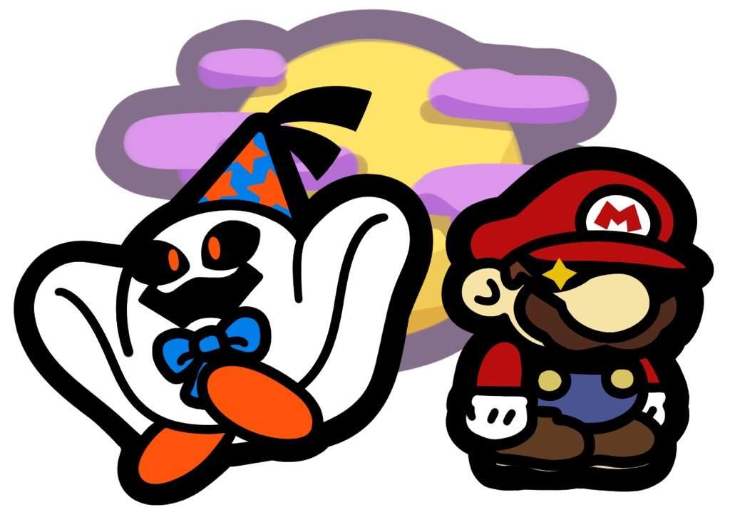 My Top 5 Best Paper Mario Characters