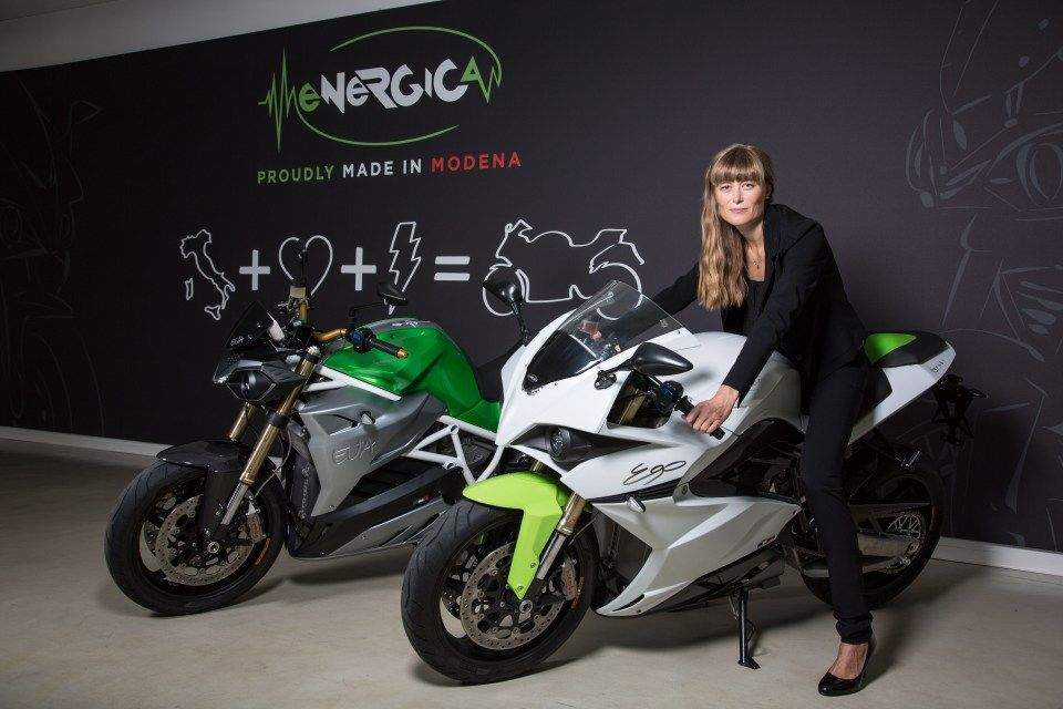 Meet The Italian Electric Motorcycle Ceo Dubbed The Female Elon Musk