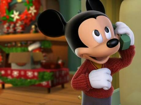 Mickey Mouse Twice Upon A Christmas.Favorite Disney Holiday Movie Seventh Day Of Dismas Disney