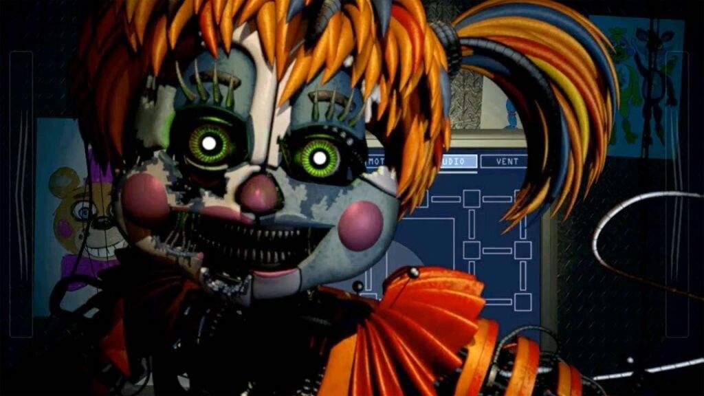 نظرية لعبة سكوت الكبرى !!!!!   Horror Games. Amino
