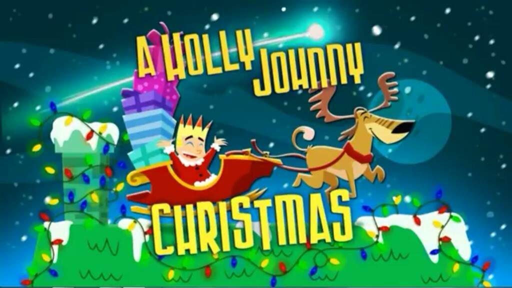 Johnny test: Holly Johnny Christmas - review | Cartoon Amino
