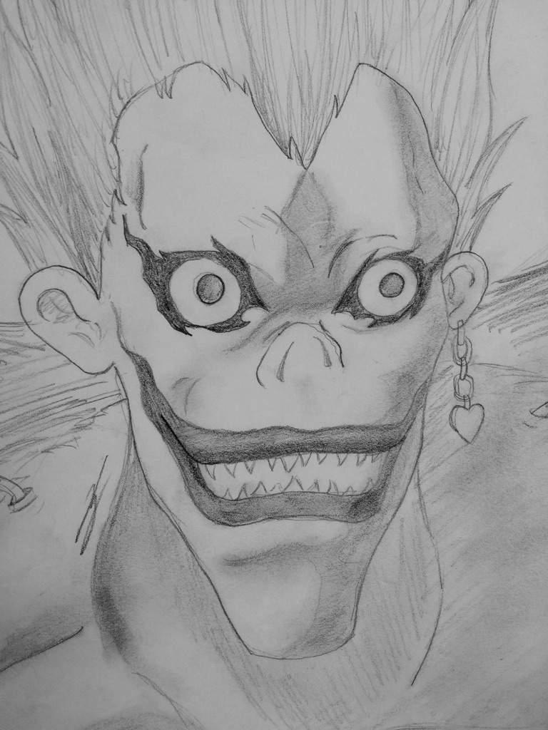 Ryuk Death Note Amino