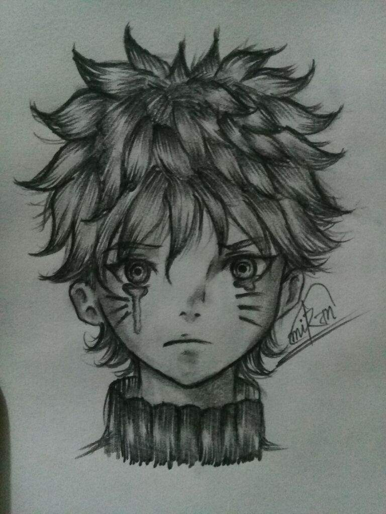 Normal sketches anime amino