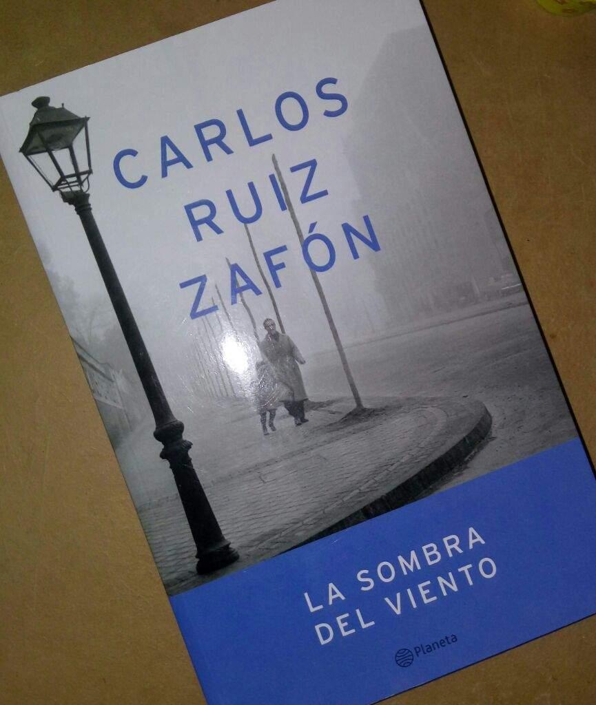 La Sombra del Viento - Carlos Ruiz Zafón | • Libros • Amino