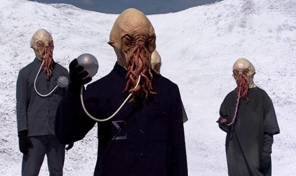 Doctor Who Schneemänner