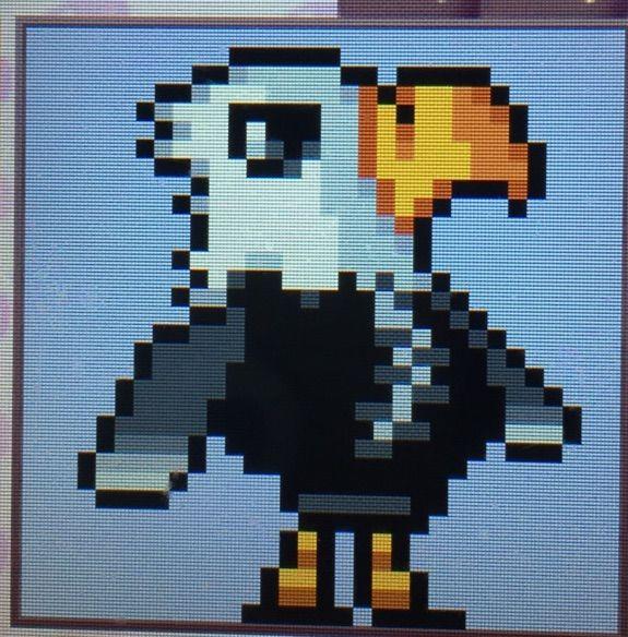 Apollo Pixel Art | Animal Crossing Amino - Pixel Art Animal Crossing