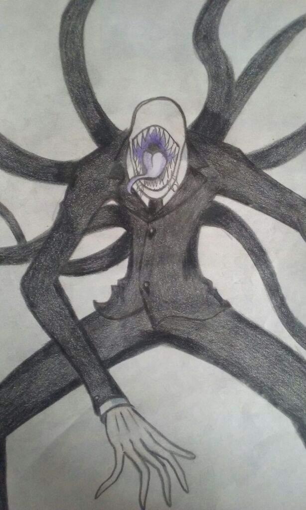 Tinha Muito Tempo Que Não Fazia Um Desenho De Terror