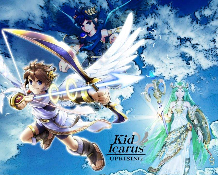 Kid Icarus Uprising Collab