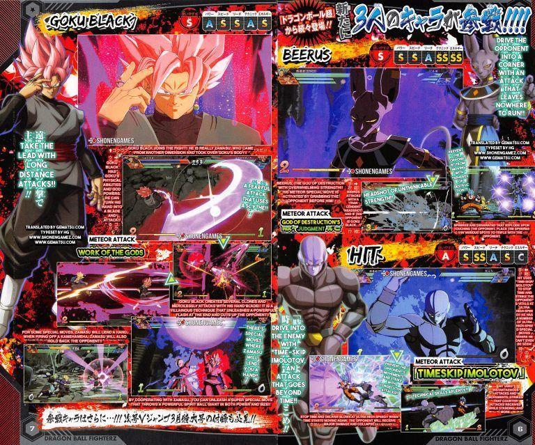 Dragon ball Xenoverse 2, and Dragon ball Fighterz | Anime Amino