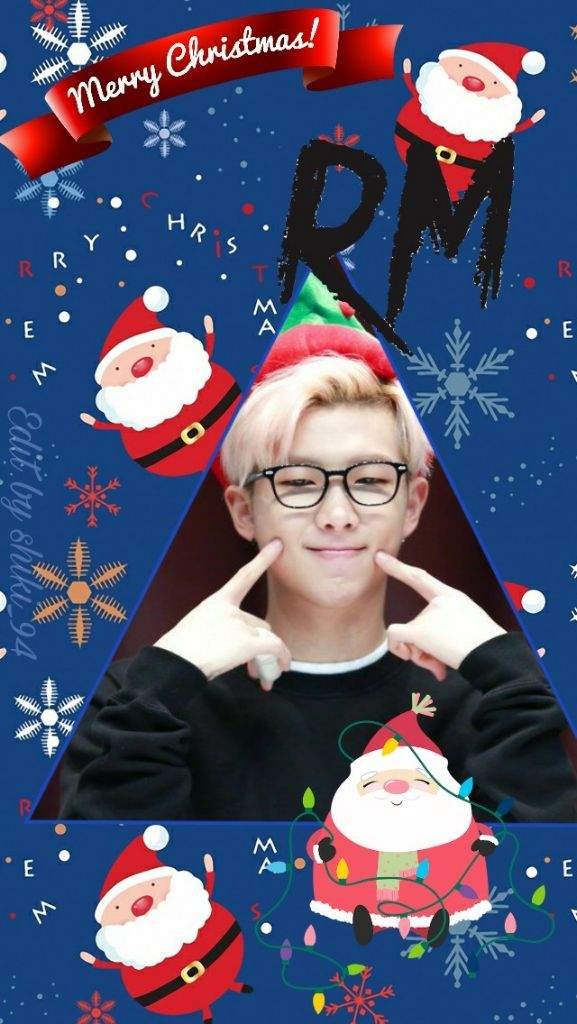 Bts Christmas Wallpapers Army S Amino