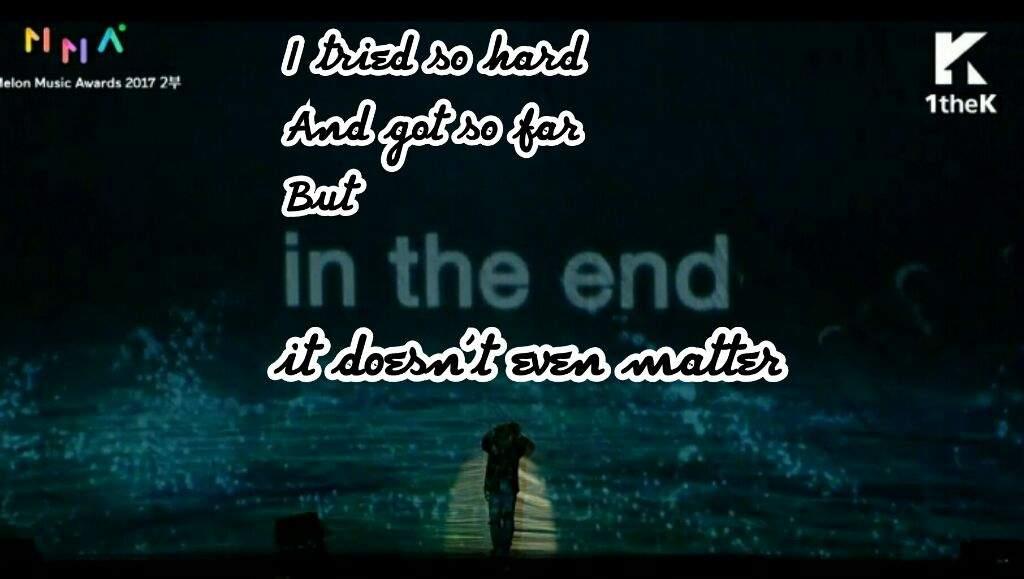 Lyric lean on me with lyrics : BTS & Linkin Park Part 2: lyrics | ARMY's Amino