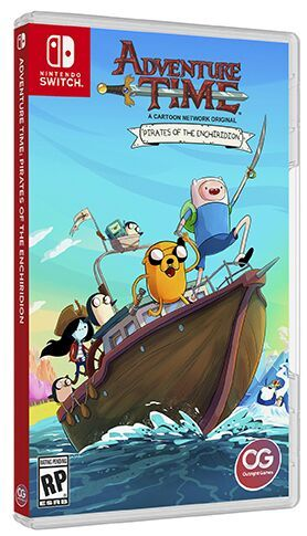 Adventure Time: Pirates of the Enchiridion coming to