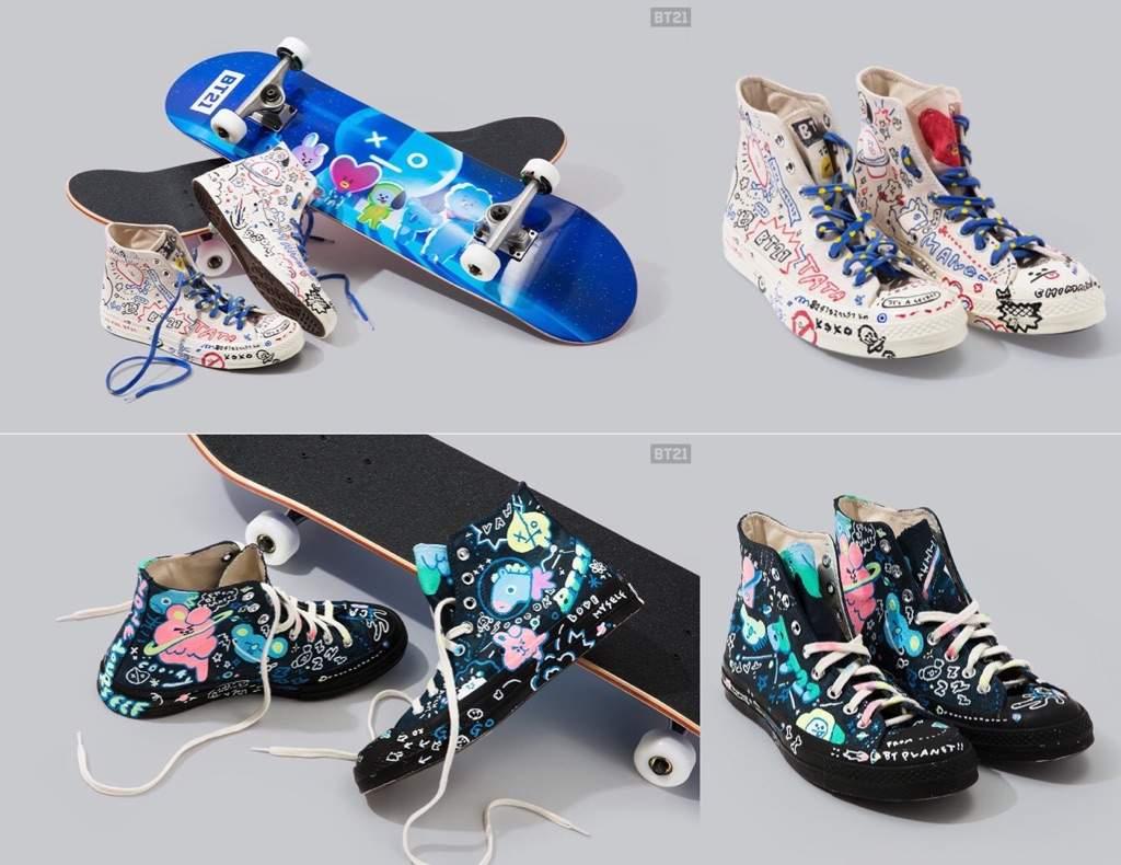 New Bt21 Items Army S Amino
