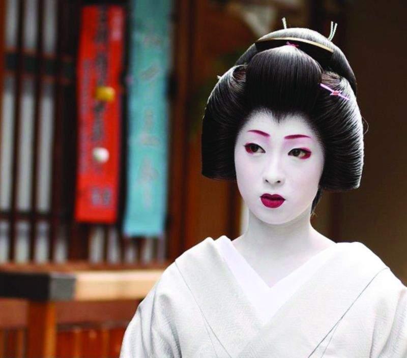 Geisha Like