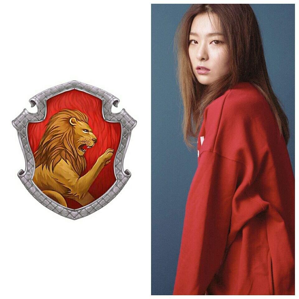 1ee9c9b647 red velvet   hogwarts houses + aesthetics