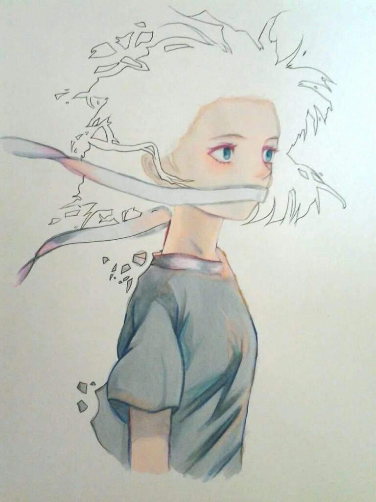 قصة من رسمة امبراطورية الأنمي Amino