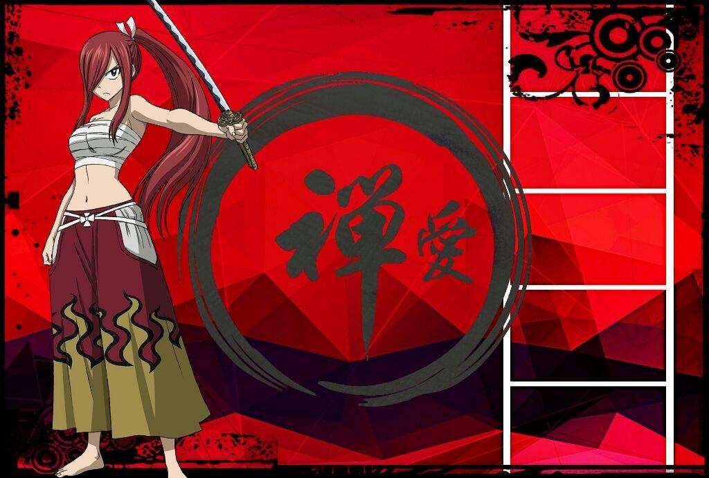 Erza Scarlet Wallpaper Fairy Tail Amino