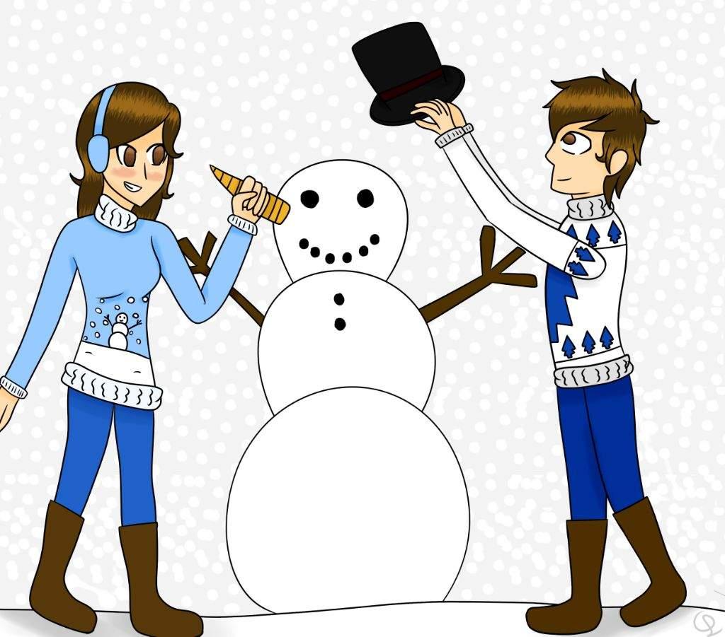 Snowman | Gravity Falls Amino
