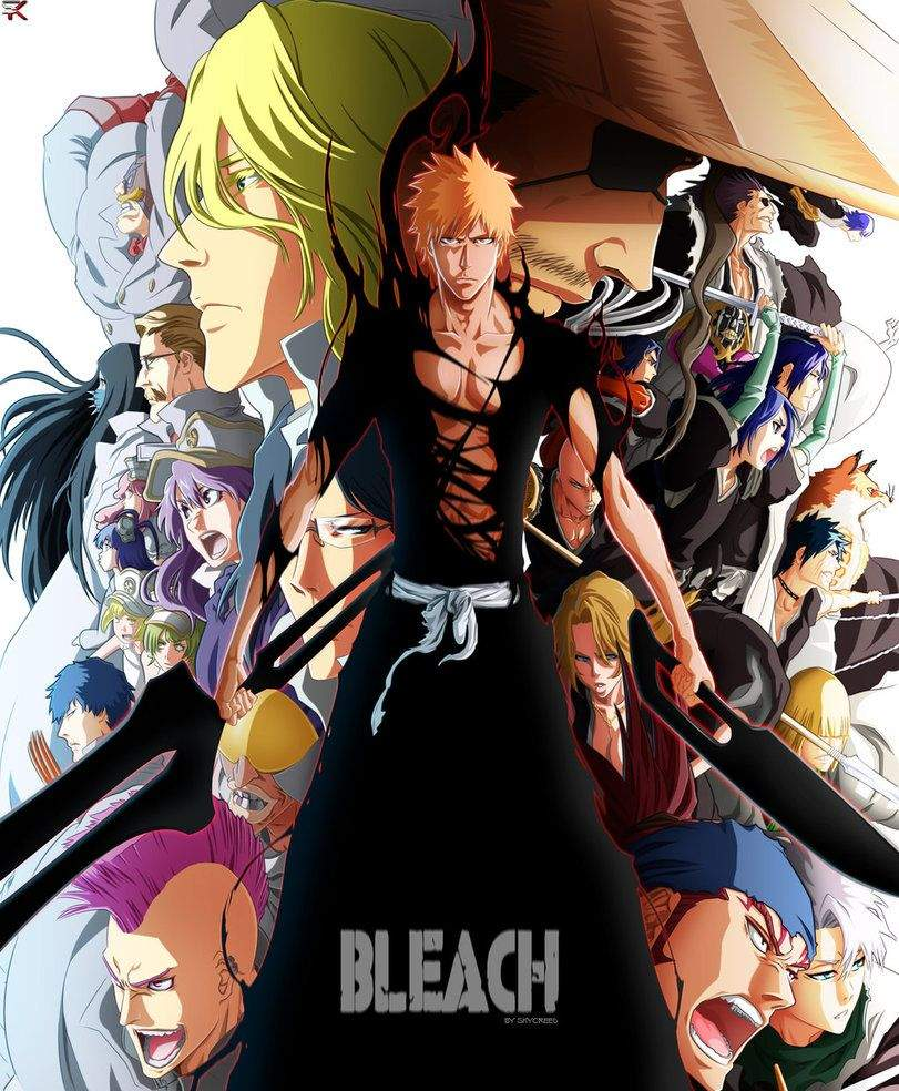 Bleach Thousand Year Blood War Wiki Anime Amino