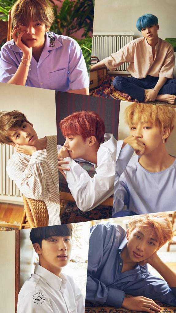 Bts Love Yourself Wallpapers Armys Amino