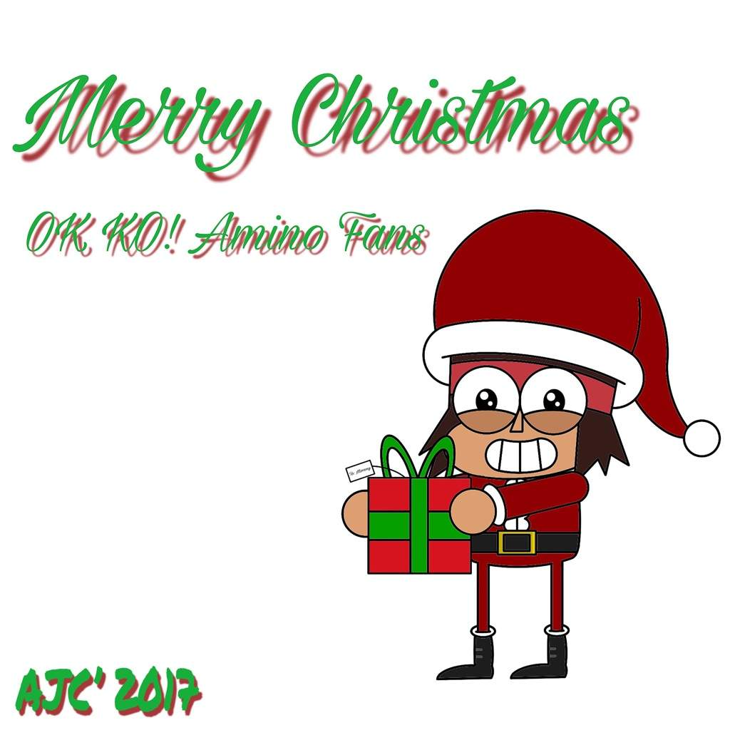 It\'s Almost Christmas!! | OK K.O. Let\'s Be Heroes Amino