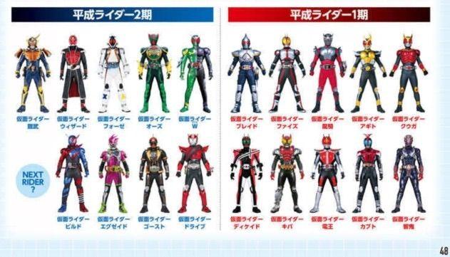 20th heisei rider announced? | Kamen Rider Amino Amino