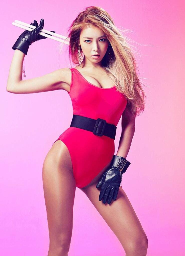 Wonder girls bikini — pic 8