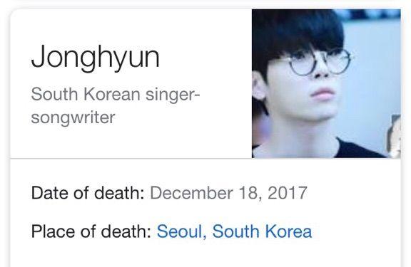 Breaking News]SHinee's Jonghyun DIED   EXO (엑소) Amino
