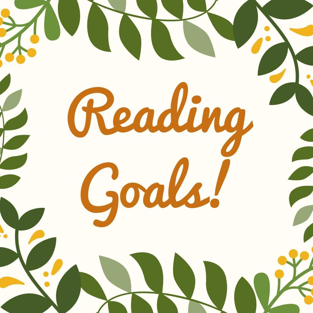 Image result for reading goals