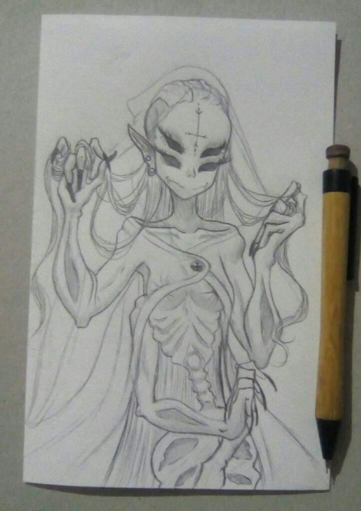 El Alien Pastel Gore Amino