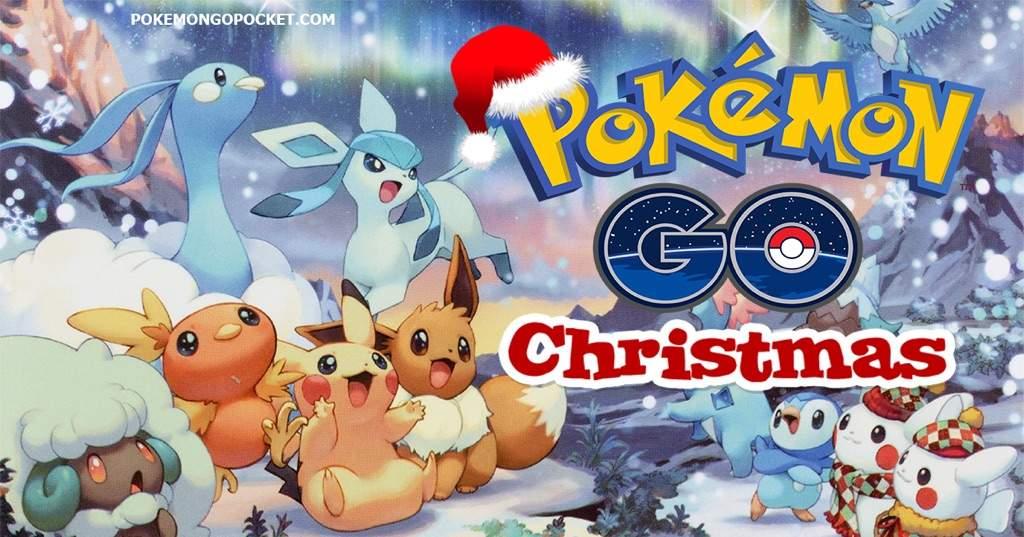 Christmas Update Pokemon Go.Pokemon Go Christmas Info Pokemon Amino