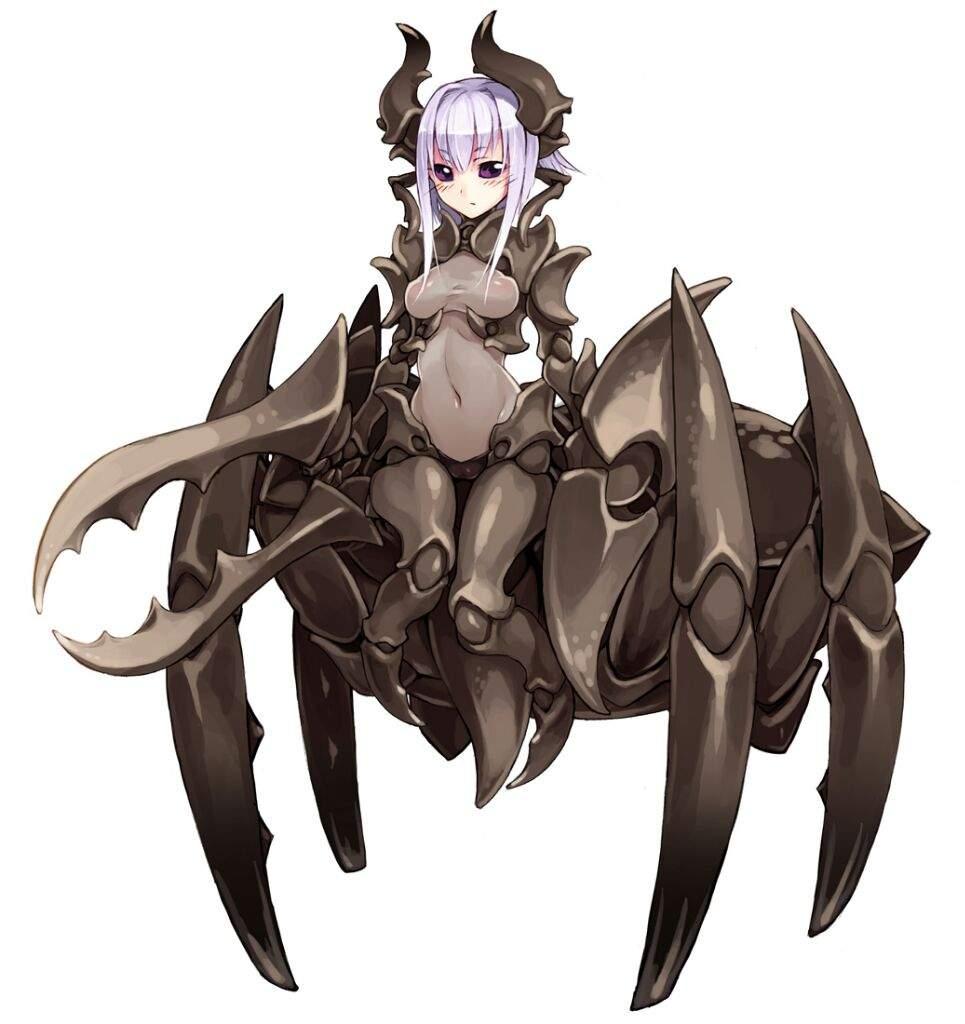 Manual de las Chicas Monstruo: Escarabajo Soldado | •Anime• Amino