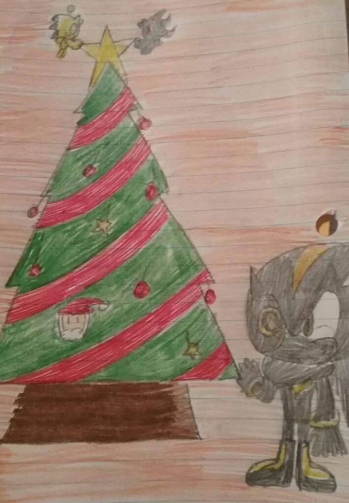 12daysofsonicamino - Sonic Hours Christmas Day
