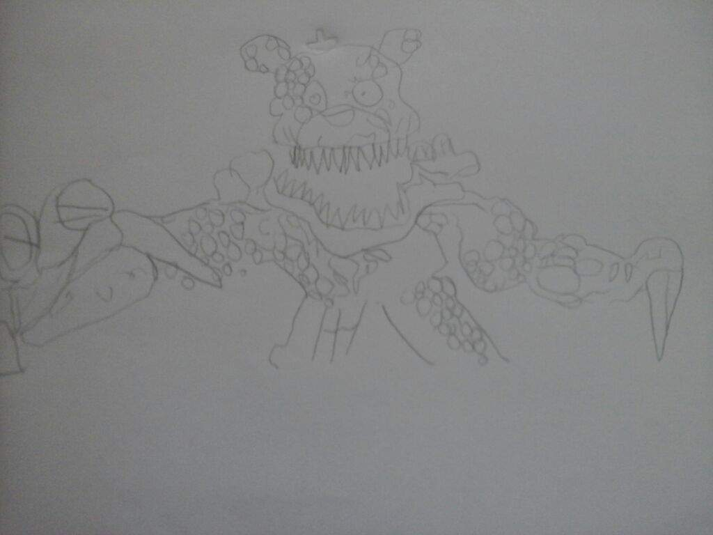 twisted freddy five nights at freddys pt br amino