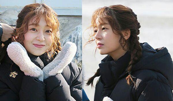Baek Jin Hee With Today Star Team الدراما الكورية Amino