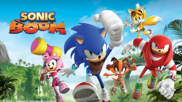 What Do I Think Of Sonic Boom Tv Series Cartoon Amino