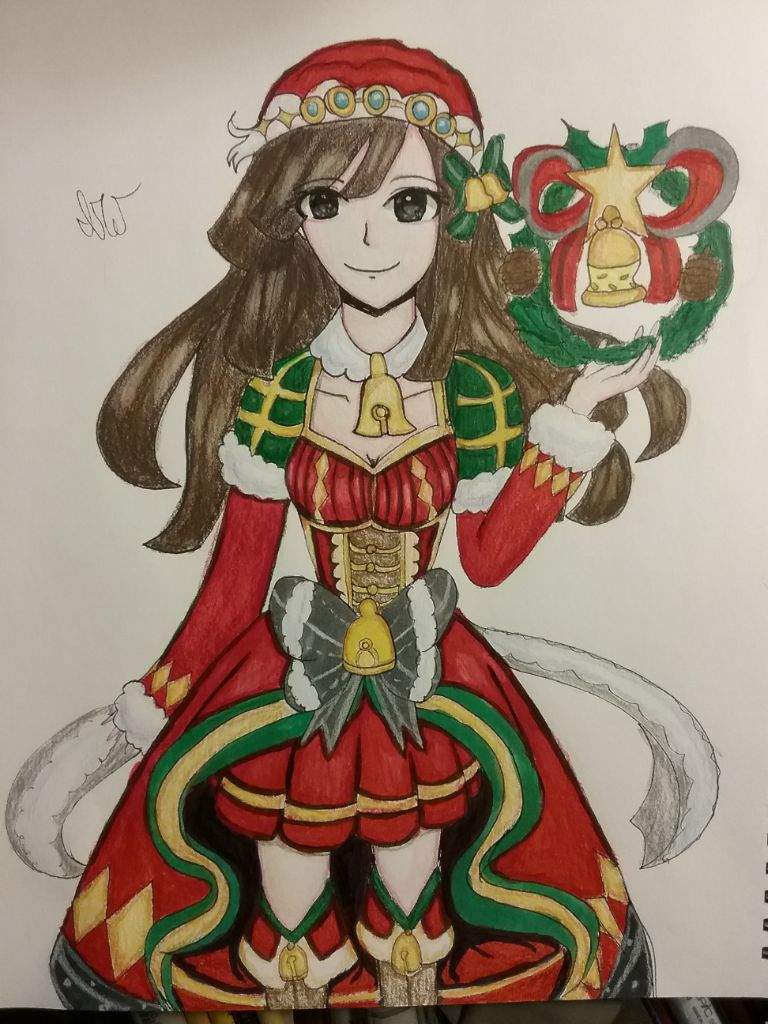 When You're too Lazy to Make your own Christmas Skin yet You