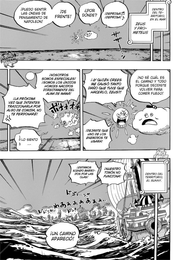 One Piece 889